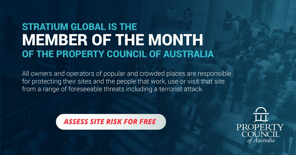 Property Council of Australia - Member of the month